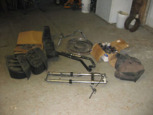 early 1969 to 1979 Harley Sportster  parts