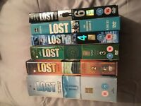 Lost Complete Series 1-6