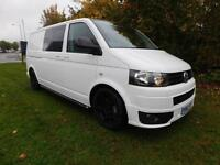 VW Transporter T32 TDI LWB KOMBI HIGHLINE