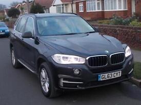2014 (63) BMW X5 3.0TD ( 258bhp ) Auto xDrive30d SE