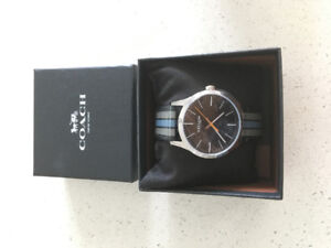 Brand New Coach Mens Watch with tags and box