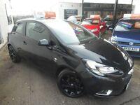 Vauxhall Corsa SRI ECOFLEX (black) 2015