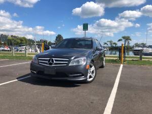 2011 Mercedes C300 4Matic
