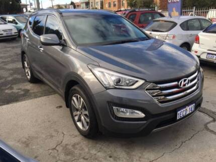 2013 Hyundai Santa Fe Elite CRDI (4x4) Beaconsfield Fremantle Area Preview