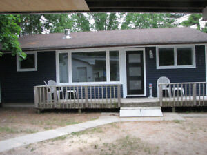 Wasaga Beach Riverfront Cottage