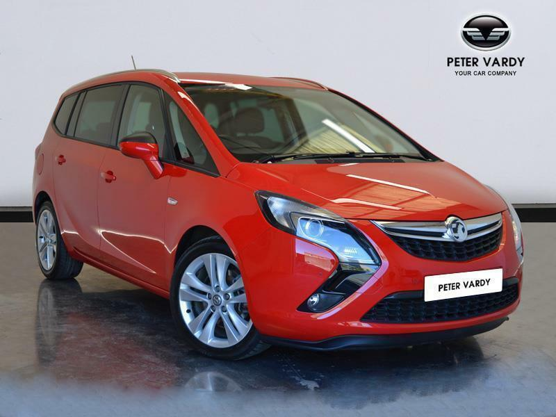 2014 vauxhall zafira tourer 2 0 cdti 165 sri 5dr non start stop diesel red m in edinburgh. Black Bedroom Furniture Sets. Home Design Ideas