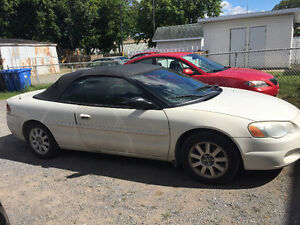 2004 Chrysler Sebring 2500000