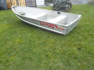 12 Foot Lund Boat