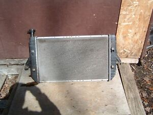 Chevy Astro / GMC Safari Aluminum Radiator