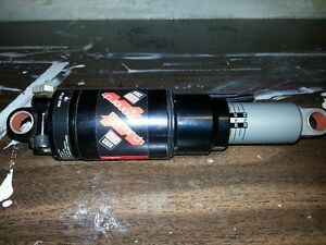 Rockshox monarch rear shock