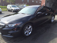 2012 Honda Accord Coupe EX-L*GPS/NAVI/BLUETOOTH**Noir Sur Noir**