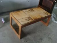 Vintage 1950's coffee table