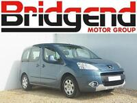 Peugeot Partner 1.6HDi Tepee S *** WHEELCHAIR ACCESS VEHICLE *** WAV ***