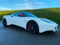Lotus Evora 3.5 VVT-i V6 Sports Racer 2+2 Manual White 2014 14 reg