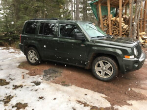 2008 Jeep Patriot Northern edition Other