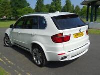 BMW X5 3.0 40D M SPORT XDRIVE 2011/11