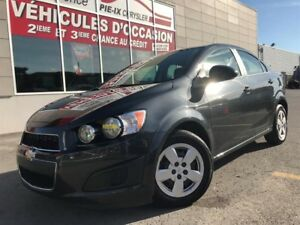 Chevrolet Sonic 4dr Sdn LS Auto+A/C+WOW! 2014
