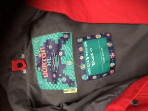 Burton Kids Jacket XL