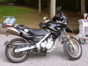 FOR SALE  2003  F650GS