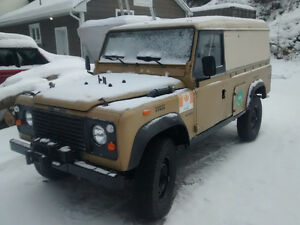 1984 Land Rover Defender 200 Tdi