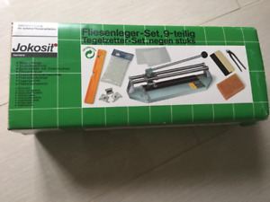 Jokosit Germany 9 Piece Tile Cutter