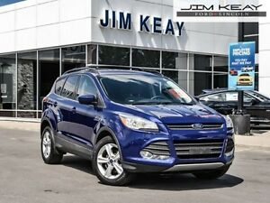 2016 Ford Escape SE  - Bluetooth -  SiriusXM -  Heated Seats - $
