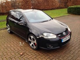 VOLKSWAGEN GOLF 2.0 GTI FSI 6 SPEED MANUAL
