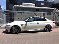 """19"""" STAGGERED ALLOYS WHEELS BMW STYLE FITS 313 E90 E91 E92 E93 F30 F31 F32 F10 F11 F12 M3 M4 M6 E46"""