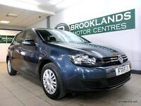 Volkswagen Golf TDi 1.6 TDI S 105PS [5X VOLKSWAGEN SERVICES and 30 ROAD TAX]