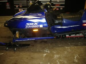 PARTING OUT YAMAHA VIPERS AND VMAX  SRX SLEDS