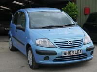 Citroen C3 1.4i LX. JUST HAD FULL SERVICE INC CAMBELT NEW EXHAUST