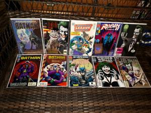 Comics- various titles