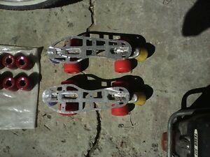 Roller Skates RARE!