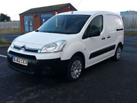 62 Plate Citroen Berlingo 1.6HDi L1 625 Enterprise Special Edition Air con