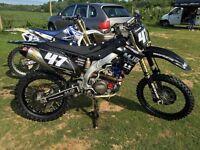 KXF 450 2013