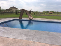 Swimming Pool Installs, Liner Changes & Rebuilds. Free Estimate.