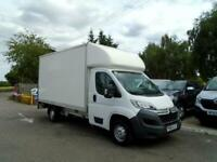 2014 Citroen Relay 2.2 HDi 130ps MWB Luton Van + TAIL LIFT CHASSIS CAB Diesel Ma