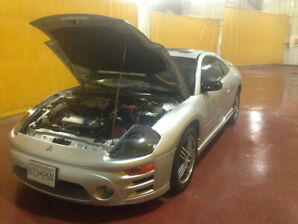 Mitsubishi Eclipse GT for sale or trade