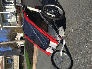 For Sale - Chariot Double Stroller