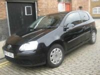 VW VOLKSWAGEN GOLF 1.6 FSI 2007 ### 3 DOOR HATCHBACK