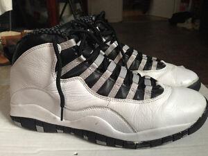 Nike Air Jordan 10 Retro Steel - Size 11 US