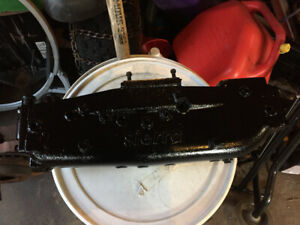 3.0 litre intake-exhaust manifold