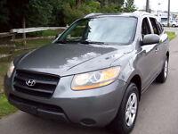 2009 Hyundai Santa Fe 2.7 SUV,MINT SHAPE,CERTEFIED $7975