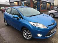 Ford Fiesta 1.4 2010 Zetec AVAILABLE FROM £101 A MONTH*** 1 FORMER KEEPER***