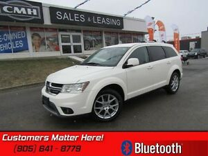 "2012 Dodge Journey SXT   3.6L, 7 PASSENGER, BLUETOOTH, 19"" WHEEL"