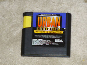 Urban Strike for Sega Genesis