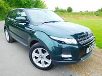 2011 Land Rover Range Rover Evoque 2.2 SD4 Pure 5dr Tech Pack! 1 Owner! Full ...
