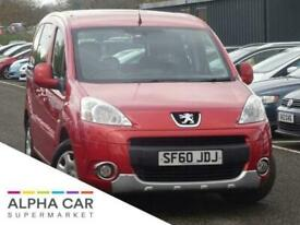 image for 2010 Peugeot Partner 1.6 HDi Tepee S 5dr MPV Diesel Manual