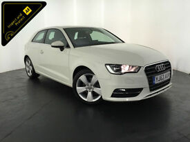2013 63 AUDI A3 SPORT TDI 3 DOOR HATCHBACK 1 OWNER SERVICE HISTORY FINANCE PX