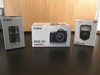 Canon EOS 70D Bundle